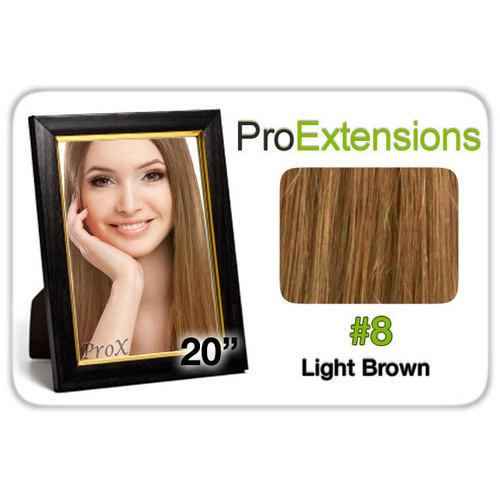 "Pro Fusion 20"", #8 Light Brown"
