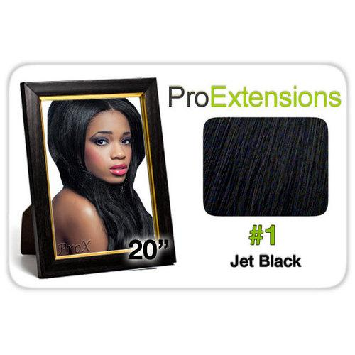 "Pro Lace 20"", #1 Jet Black"