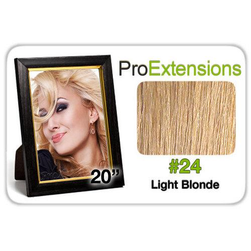 "Pro Lace 20"", #24 Light Blonde"
