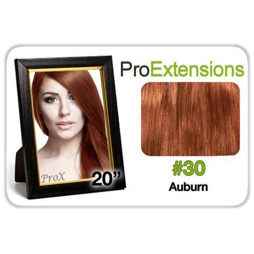 """Pro Lace 20"""", #30 Auburn"""