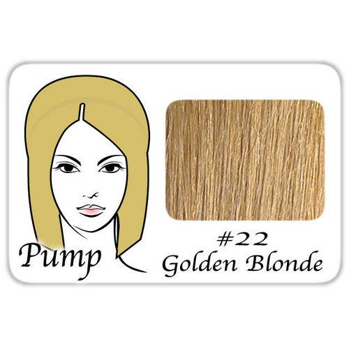 #22 Golden Blonde Pro Pump - Tease With Ease