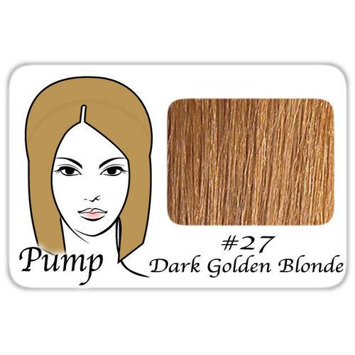 #27 Dark Golden Blonde Pro Pump - Tease With Ease