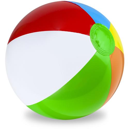 "36"" Six-Color Beach Ball"