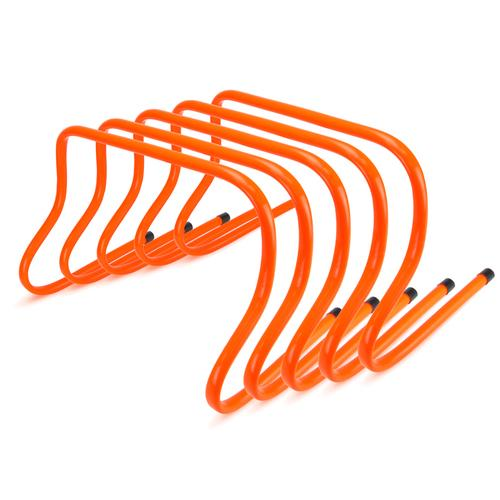 "12"" Agility Training Hurdles, Pack of 5"
