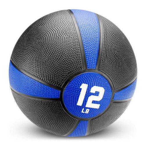 12lb Tuff Grip Rubber Medicine Ball