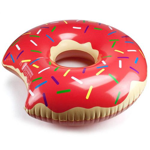 "49"" Jumbo Donut Pool Float"