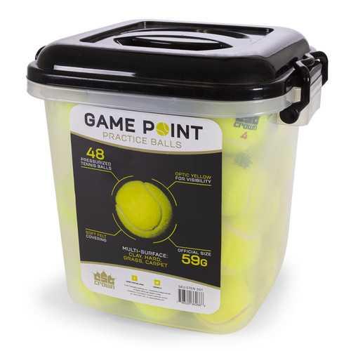 Bucket of 48 Tennis Balls