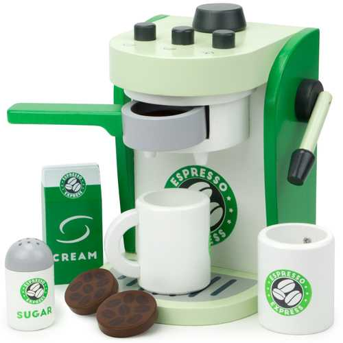 Espresso Express Coffee Maker Playset