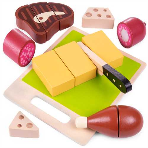 Delicious Deli Slicing Playset