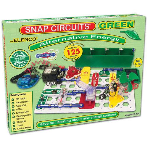 Snap Circuits Green - Alternative Energy