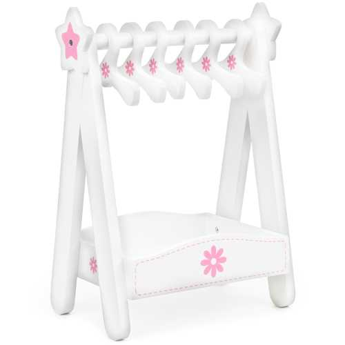 Doll Dress Rack