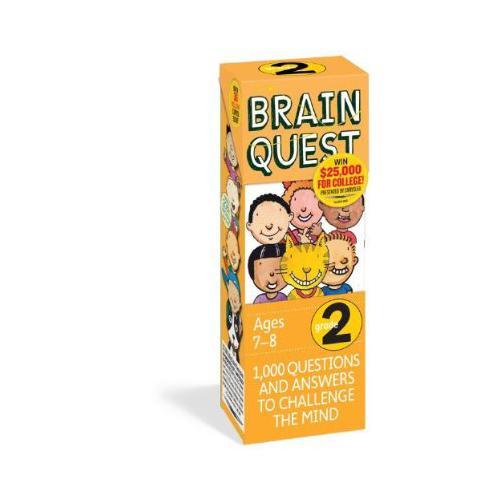 Brain Quest for Grade 2