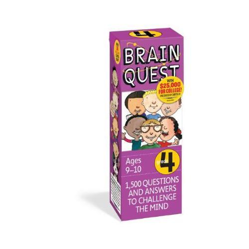 Brain Quest for Grade 4