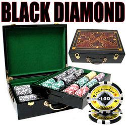 500 Ct - Pre-Packaged - Black Diamond 14 G - Hi Gloss
