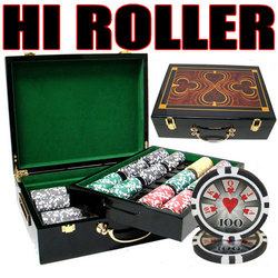 500 Ct - Pre-Packaged - Hi Roller 14 G - Hi Gloss