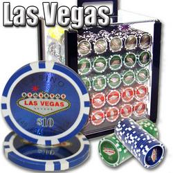 1,000 Ct - Pre-Packaged - Las Vegas 14 G - Acrylic