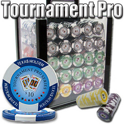 1,000 Ct - Pre-Packaged - Tournament Pro 11.5G - Acrylic