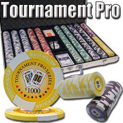 1,000 Ct - Pre-Packaged - Tournament Pro 11.5G - Aluminum
