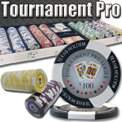 500 Ct - Pre-Packaged - Tournament Pro 11.5G - Aluminum