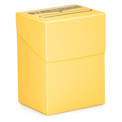 Big Box Deck Box, Yellow Ivory