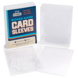 Board Game Card Sleeves, 150-pack