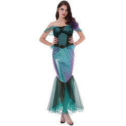 Mystical Mermaid Costume, L