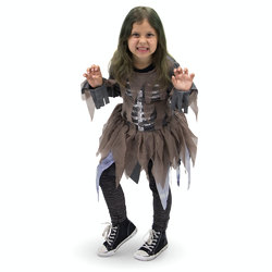 Hungry Zombie Children's Costume, 3-4