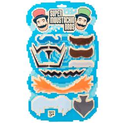 Super Moustachio Bros.