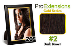 #2 Dark Brown Pro Cute