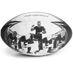 Haka War Dance Rugby Ball