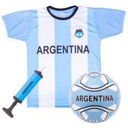Argentina Kids Soccer Kit - X-Large