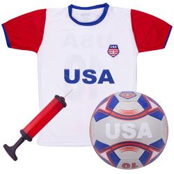 USA Kids Soccer Kit - X-Large