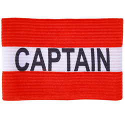 Captain Armband, Adult, Red