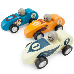 Pull-Back Derby Racers