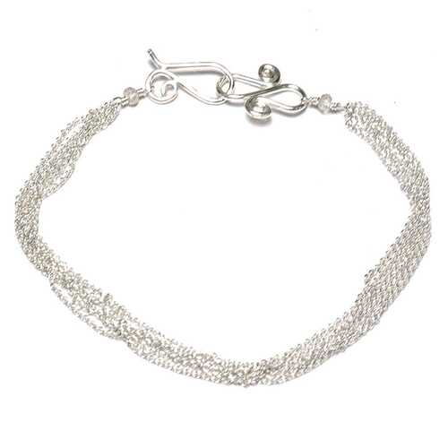Bracelet 01 - Silver