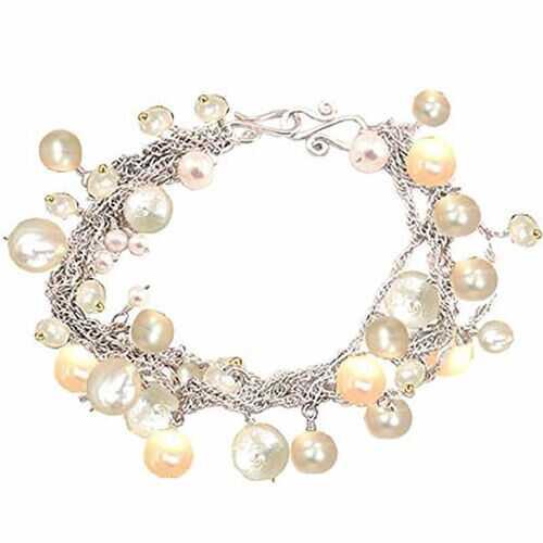 Bracelet 34 - Silver