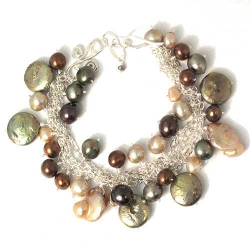 Bracelet 41 - Silver