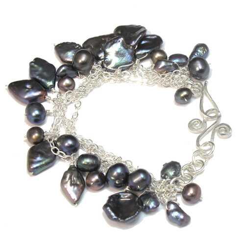 Bracelet 48 - Silver