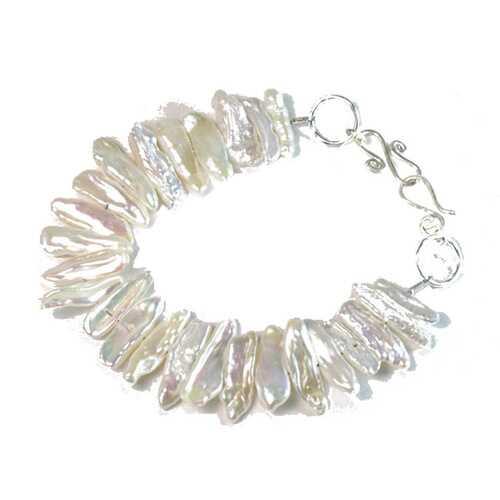 Bracelet 55 - Silver