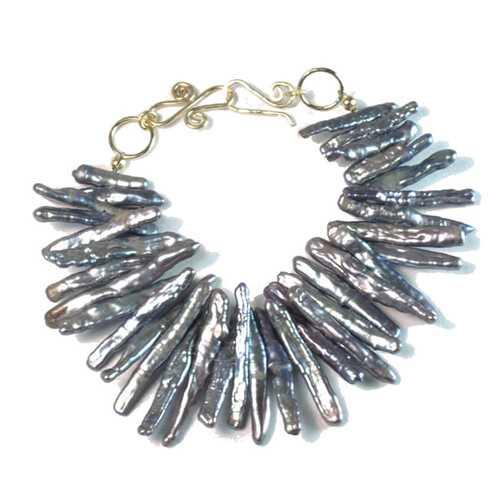 Bracelet 56 - Silver