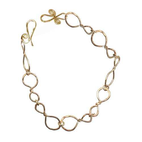 Bracelet 68 - Gold