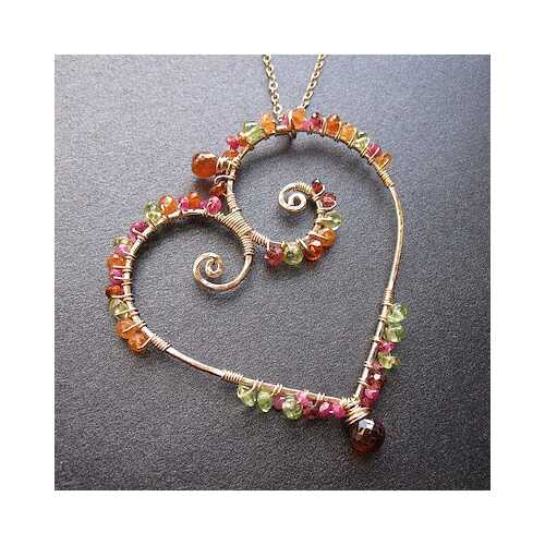 Necklace 167 - Silver