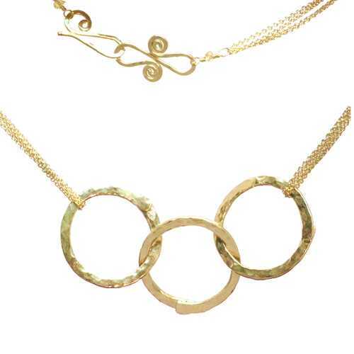 Necklace 176 - Gold