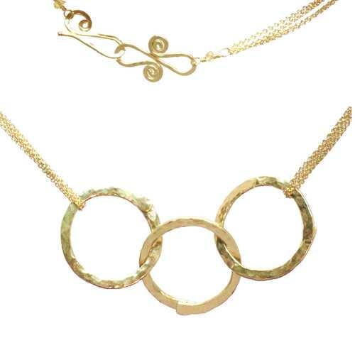 Necklace 176 - Silver