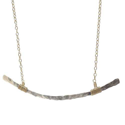 Necklace 202 - Gold