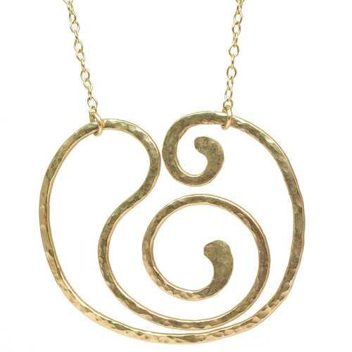 Necklace 203 - Silver