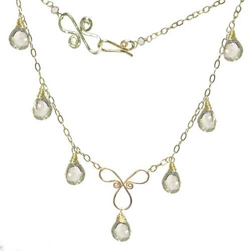 Necklace 246 - Gold