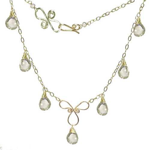 Necklace 246 - Silver