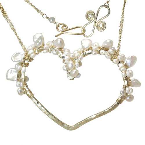 Necklace 270 - Silver