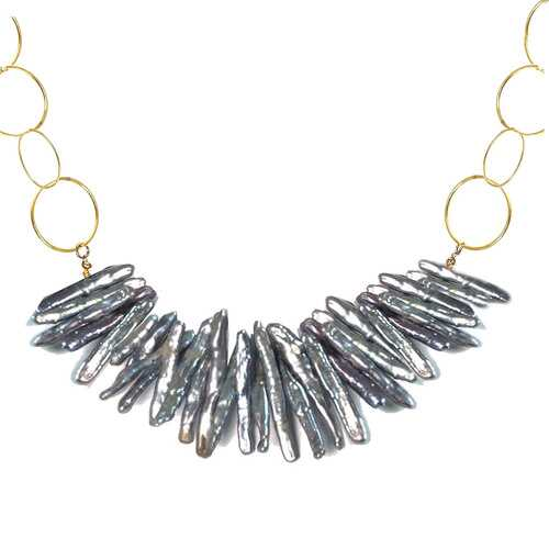Necklace 279 - Gold